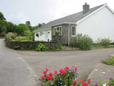Picture Of CRAIGFRYN Holiday Cottage