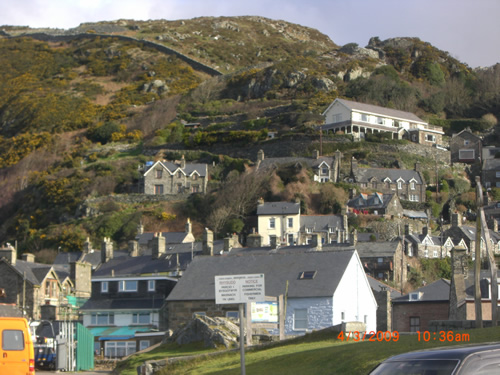 Click for more cottage info in the beautiful seaside town of Barmouth
